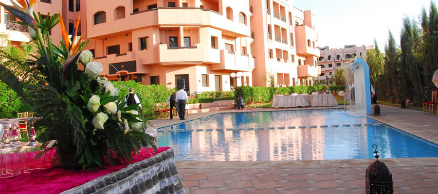 charme à Marrakech
