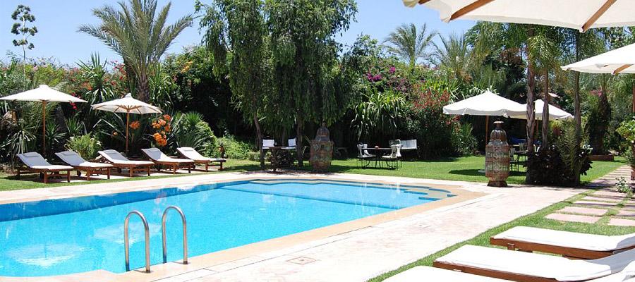 vacances à Marrakech