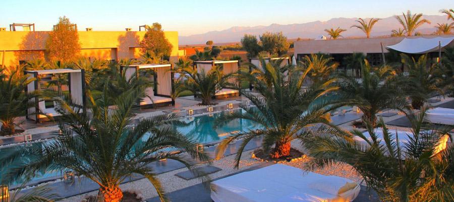 Location De Villa A Marrakech